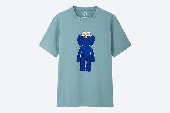 UNIQLO × kaws ユニクロ カウズ UT Tシャツ グリーン サイズ XL