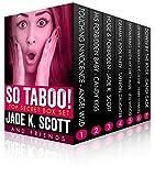 So Taboo!: 7 Taboo Erotic Stories Box Set
