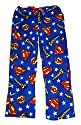 DC Comics Superman Licensed Graphic Sleep Lounge Pants