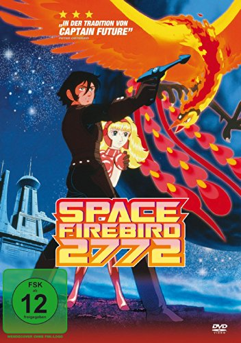 Space Firebird 2772, DVD