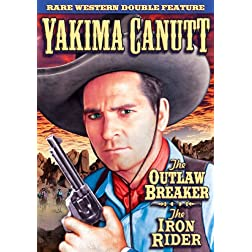 Yakima Canutt Double Feature-Outlaw Breaker (1926 Silent) / Iron Rider (1926 Silent)