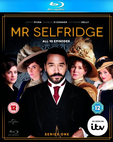 Mr Selfridge: Season One TV Series [Blu-ray]