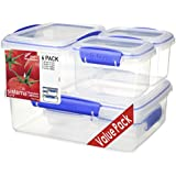 Sistema KLIP IT Food Storage Containers - Pack of 6