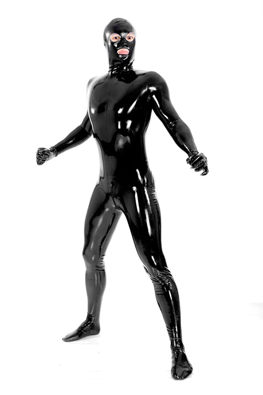 Резиновый секс костюм 12 фотография