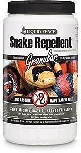 Liquid Fence 261 Liquid Fence Granular Snake Repellent, 2 Pounds