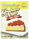 Kinnikinnick Crumbs - Graham Style Gluten Free, 10.5-Ounce (Pack of 3)