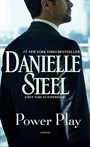 """Danielle Steel is """"in peak form"""" with this saga, yours today at its BEST PRICE EVER! Power Play: A Novel"""