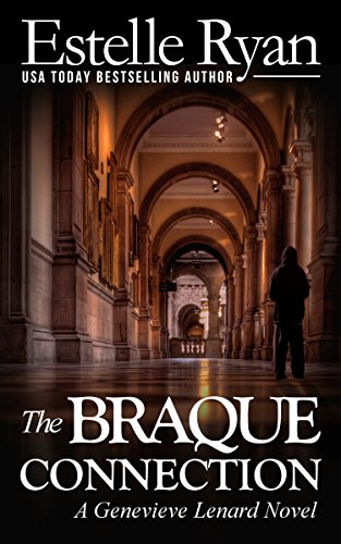 When world-renowned nonverbal communication expert Doctor Genevieve Lenard wakes up in an unknown location, drugged and kidnapped, it pushes the limits of her autism coping skills.  Estelle Ryan's thriller-mystery The Braque Connection (Book 3)