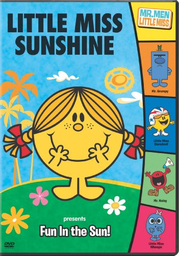 Mr Men Show - Little Miss Sunshine: Fun in the Sun [DVD] [Import]