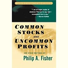 Common Stocks and Uncommon Profits Audiobook by Philip A. Fisher Narrated by George Guidall