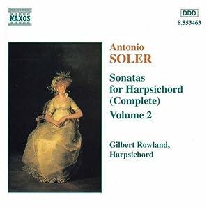 Sonaten für Cembalo Vol. 2