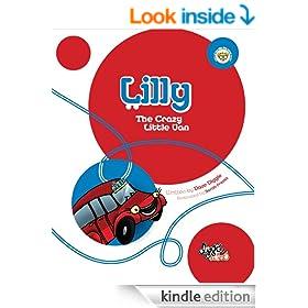 Lilly: The Crazy Little Van: Organisational Skills for Children