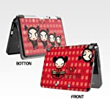 Pucca Funny Love Nintendo 3DS skins decorative decals sticker