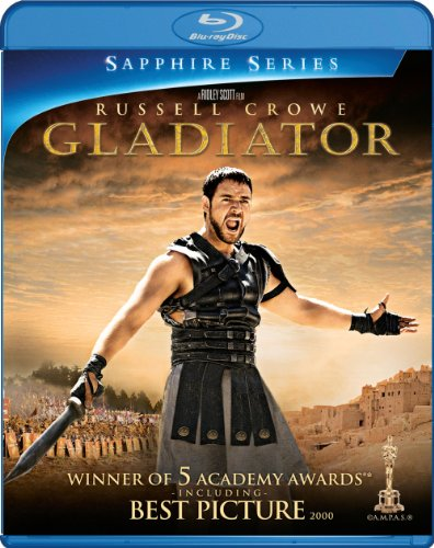 photo Blu-ray du film Gladiator