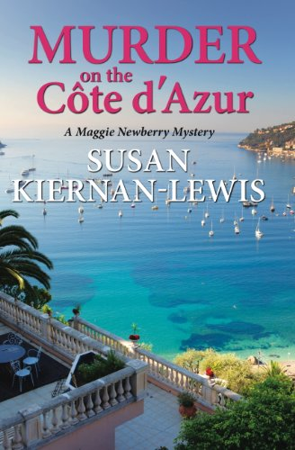 Murder on the Côte d'Azur (Maggie Newberry Mysteries)