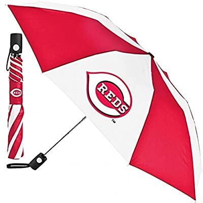McArthur Cincinnati Reds 42'' Folding Umbrella