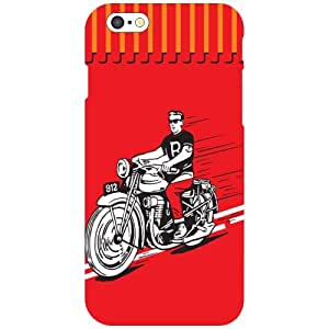 Apple iPhone 6 Back Cover - On Way Designer Cases