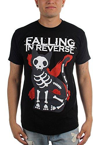 Falling In Reverse -  T-shirt - Uomo nero X-Large