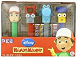 Handy Manny PEZ 4-Pack