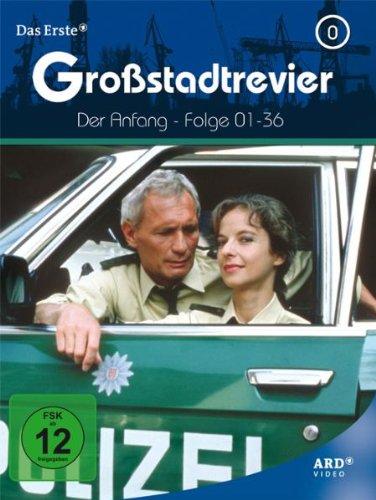Großstadtrevier - Der Anfang: Folge 1 bis 36 [10 DVDs]