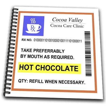 Blank Prescription Pad front-891365