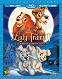 Image de Lady and the Tramp 2: Scamps Adventure  (Two-Disc Blu-ray/DVD Special Edition in Blu-ray Packaging)