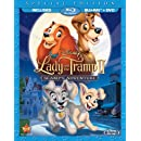 Lady and the Tramp 2: Scamps Adventure  (Two-Disc Blu-ray/DVD Special Edition in Blu-ray Packaging)