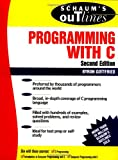 img - for Schaum's Outline of Programming with C book / textbook / text book