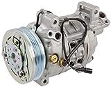 Brand New Premium Quality Ac A/C Compressor & Clutch For Honda And Isuzu - BuyAutoParts 60-01337NA New