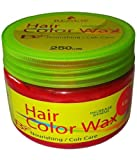 Hair Wax Color Treatment Conditioner Renew Shiny Red