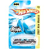 Hot Wheels 1966 TV Series Batmobile Vehicle (#15)