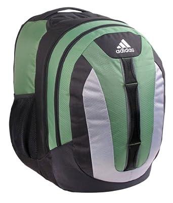 阿迪达斯Adidas Cooper 5131275 Backpack中性背包,Black/Fluroscent Pink$32.42