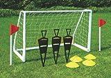 Target Agility Training Goal Set Soccer Practice Futbol Cancha Porteria