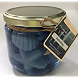 10 Oz Refreshing Gel Candle-An Aromatherapy Candle Made With A Refreshing Scent Of Eucalyptus And Peppermint