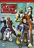 Star Wars: The Clone Wars - Season 2 Volume 4 [DVD] [2011]
