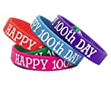 Teacher Created Resources Happy 100th Day Wristbands (6568)