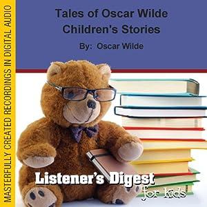 Tales of Oscar Wilde Audiobook