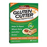 Core Science Medical Gluten Cutter Capsules, 30 Count