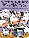 Doreen Cronin Click, Clack, Moo - Cows That Type (Book & CD)