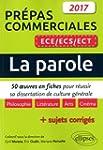 La Parole Pr�pas Commerciales 2017 EC...