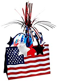 American Flag Centerpiece Party Acces…