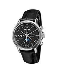 Best Price Maurice Lacroix Men's LC6078-SS00133E Les Classiqu Black Dial Automatic Watch USA Sale