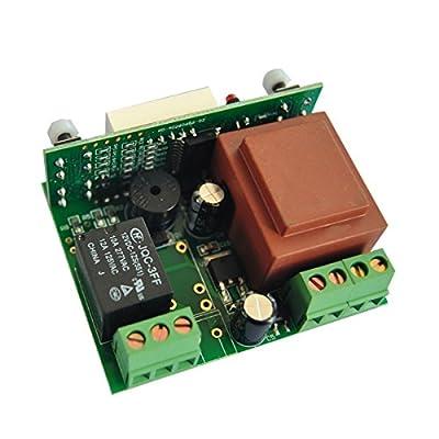 RC-112 220V/110V 10A Digital LCD Thermostat Regulator Temperature Controller