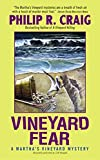 Vineyard Fear: A Martha's Vineyard Mystery