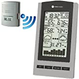Ambient Weather WS-1171 Wireless Advanced Weather Station with Temperature, Dew Point, Barometer and Humidity