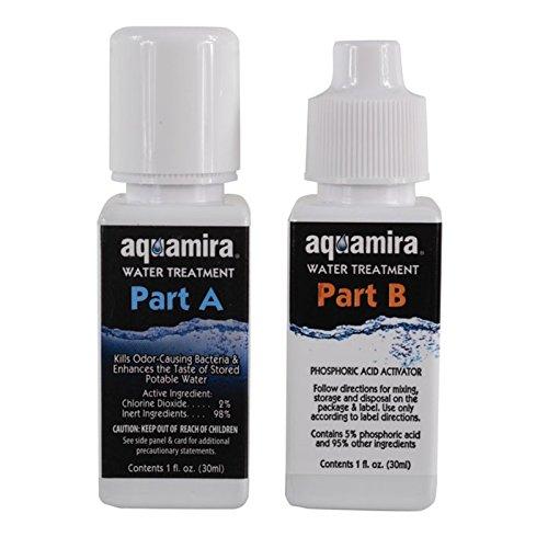 McNett Aquamira Water Treatment Drops Liquid Purification Solution (Chlorine Dioxide Liquid compare prices)
