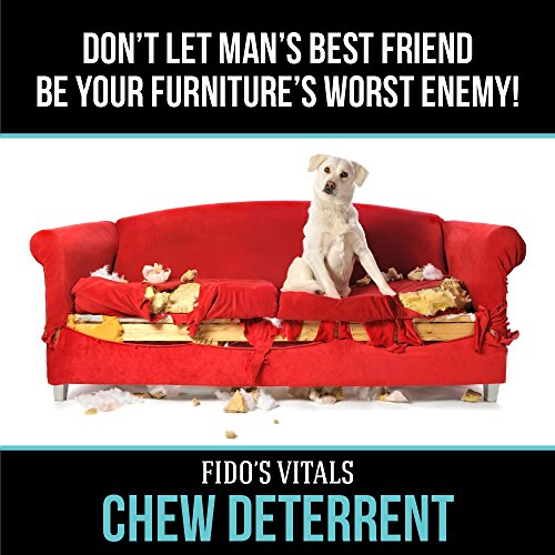 Most Bitter Chew Deterrent Known To Canines Anti Chew