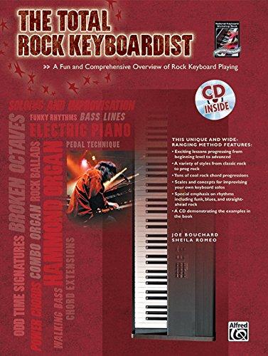 Total Rock Keyboardist Bkcd (Total Series)