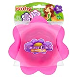 Nuby Flower Child Toddler Bowl 18mth