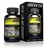 Ubervita Ubersurge Endurance Pre Workout Energy Capsules, 60 Count